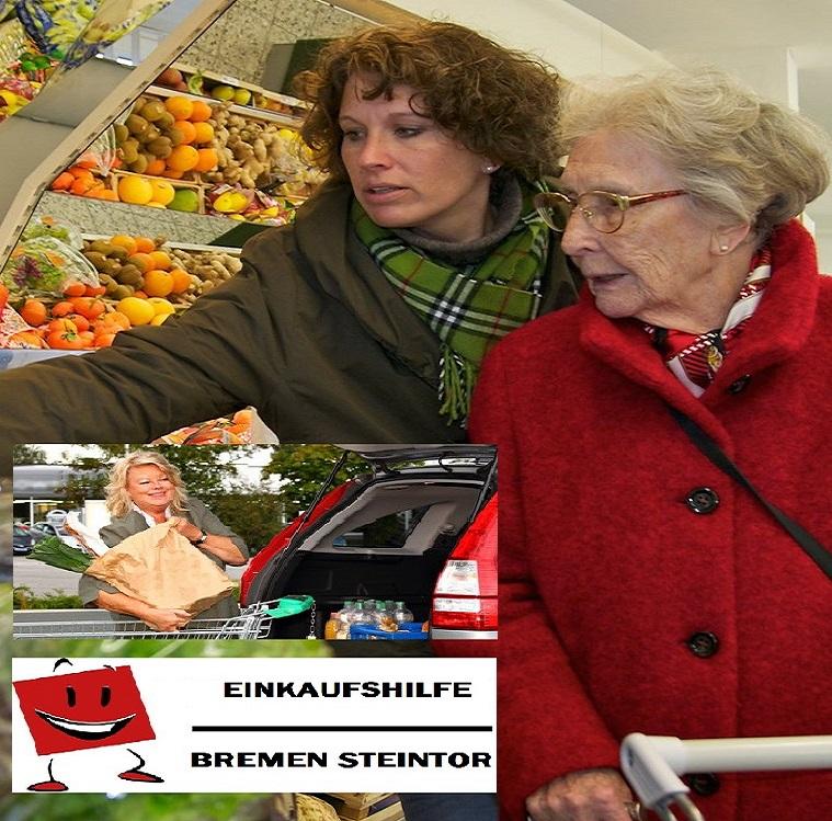 Bremen-Steintor-Einkaufshilfe